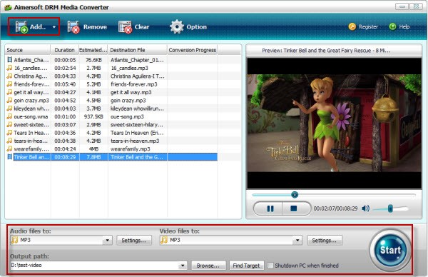iTunes to Hudl 2 converter