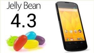 jelly bean 4.3